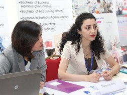 International Education Fair Tajikistan 1
