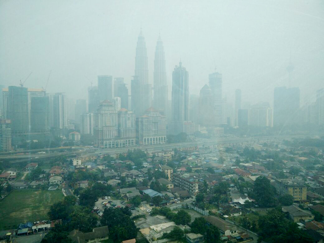 Another year, another haze