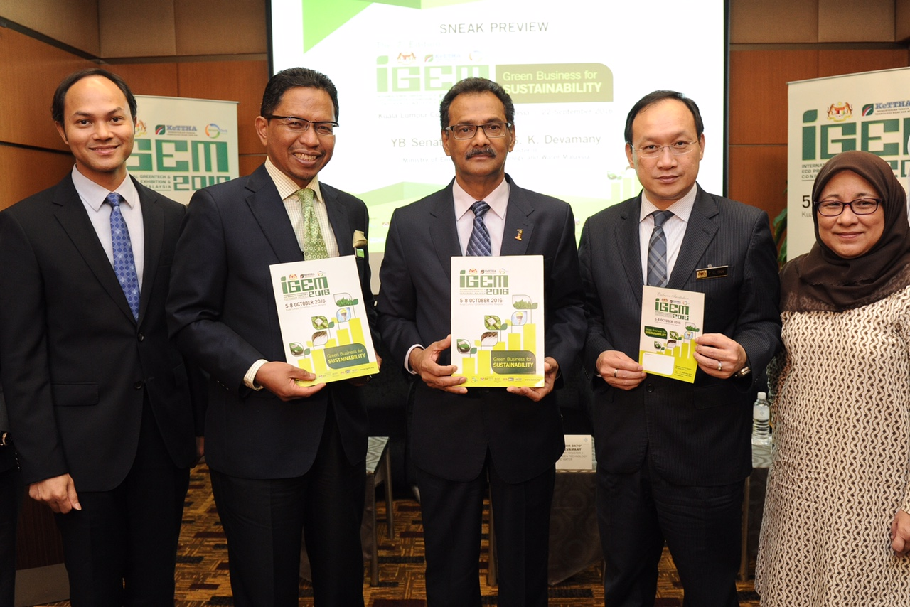 ASEAN'S Largest Green Technology Showcase To Open Doors In Kl
