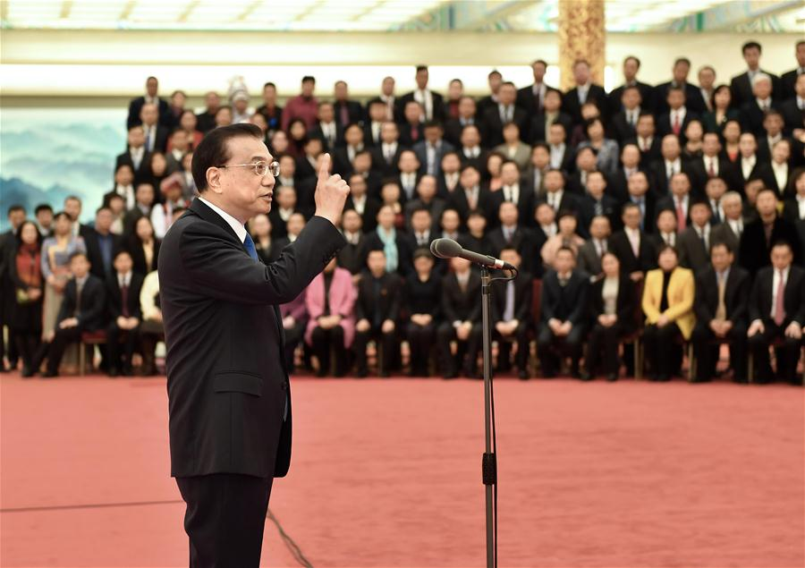 Chinese premier calls Individual business owners to contribute to national economy, social causes