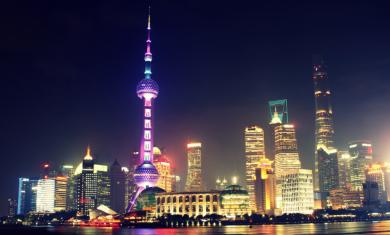 china-skyline