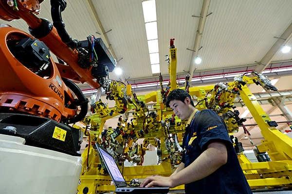 Returns rising from manufacturing ODI