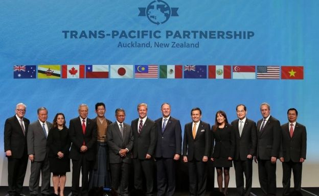 US leaving TPP: A great news day for China