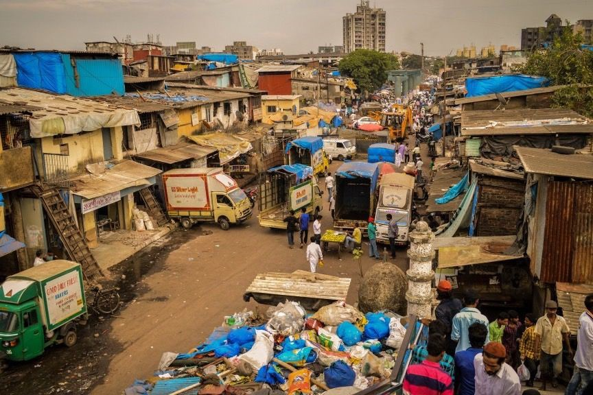 One of Asia's largest slums is luring shoppers with the Internet of Things