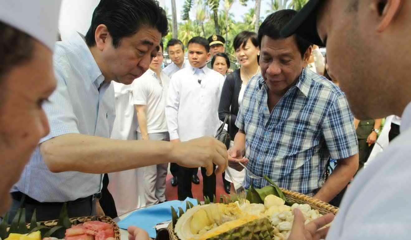 Philippine President Rodrigo Duterte is pivoting away from US influence and towards China