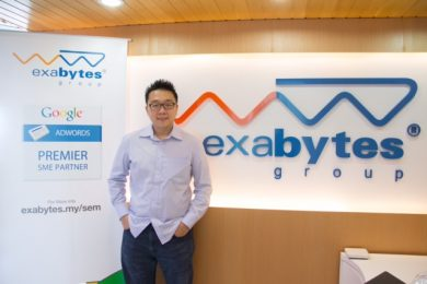 Chan Kee Siak, Founder and CEO of Exabytes Group