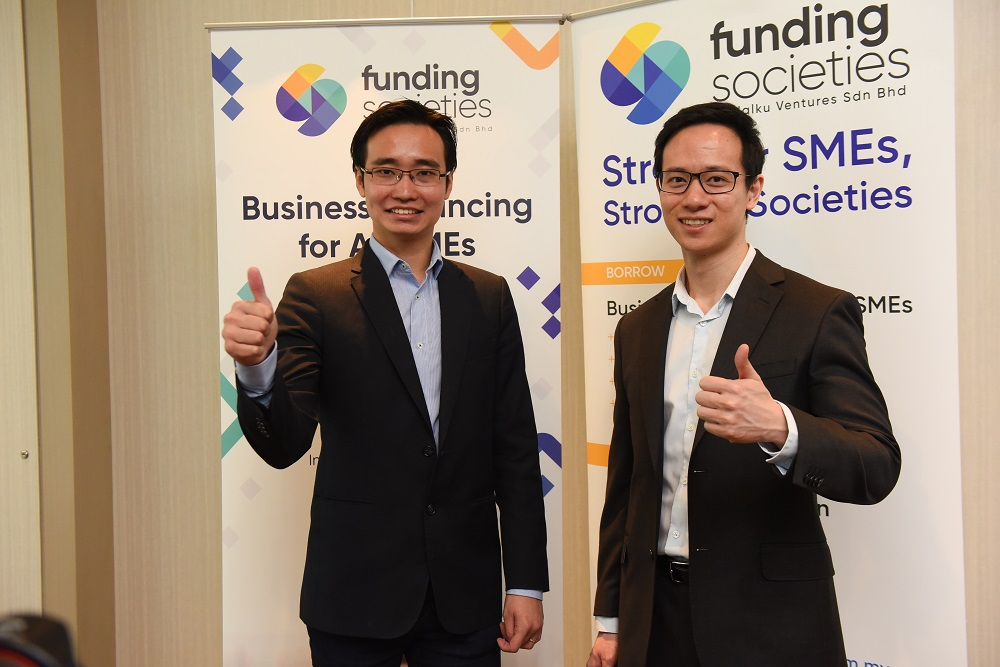 Funding societies aims to help Malaysia SMEs through crowd funding