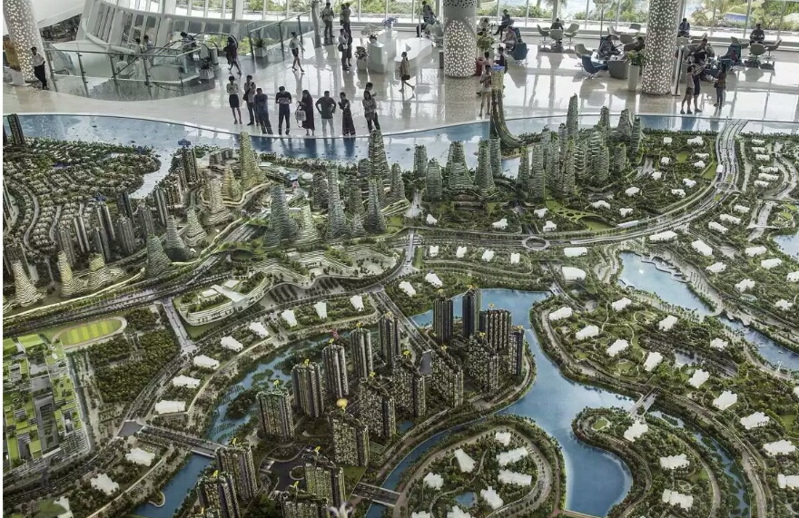 How China's overseas property dream turned into a nightmare