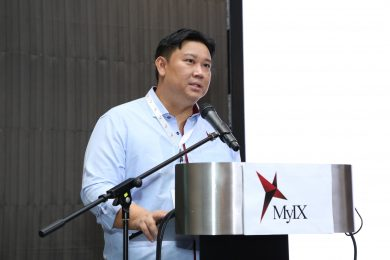MyIX Chairman Chiew Kok Hin