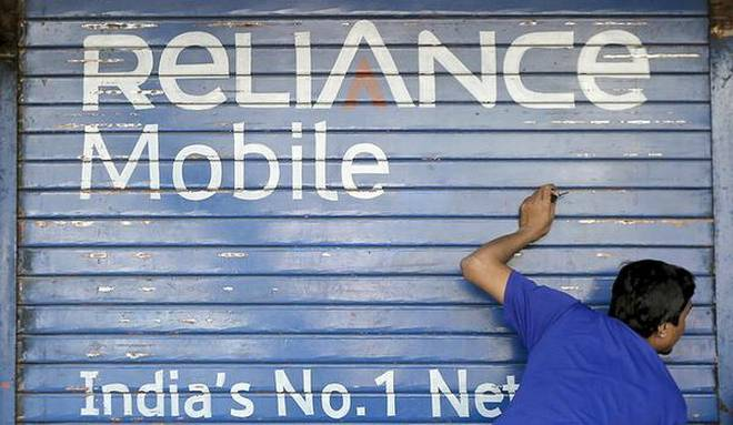 Reliance Communications hit by mobile price war