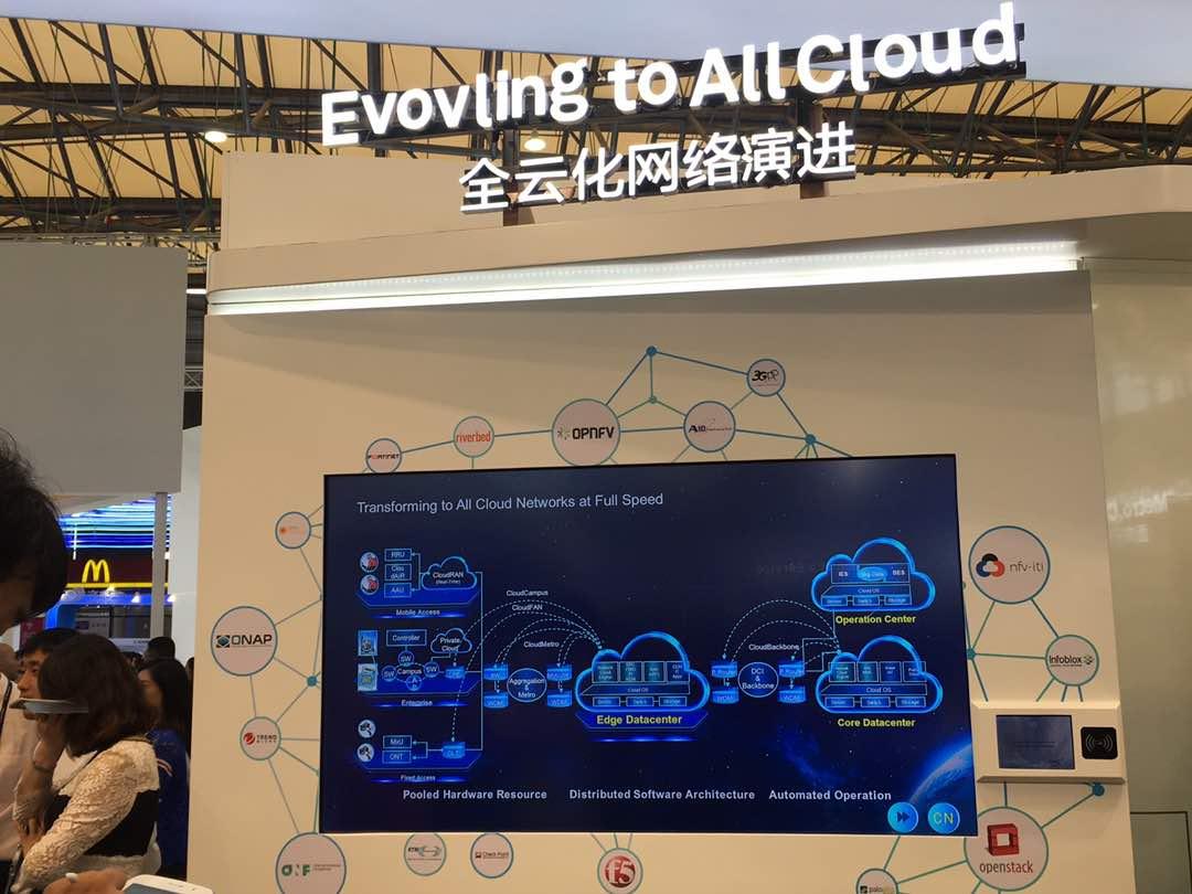 Huawei's cloud promises hefty returns