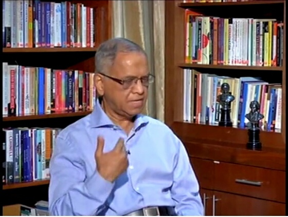 Infosys co-founder speaks on job cuts, says situation can be countered