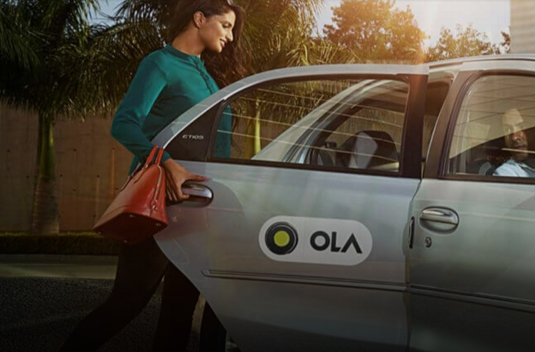 Singapore's Temasek buys secondary stake in Ola for $225 million