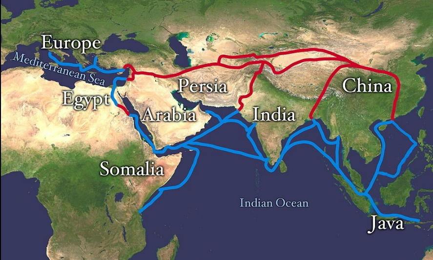 China's $900 billion New Silk Road. What you need to know