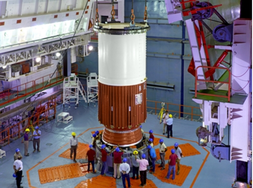 Today's launch to start era of private sector role in satellite building