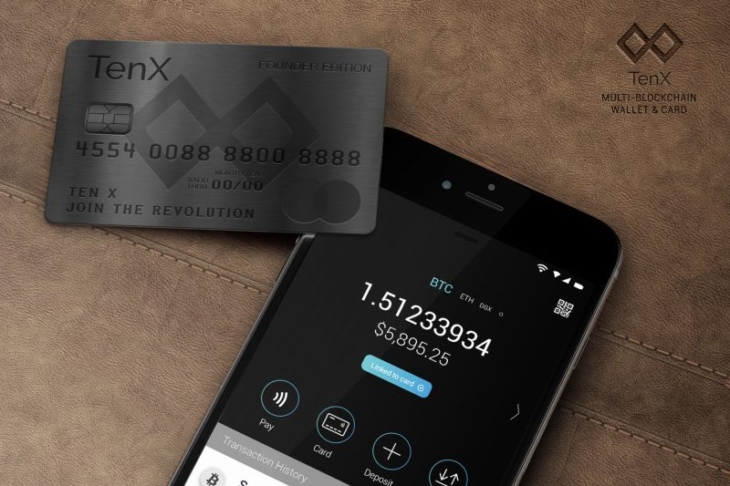 TenX and PAY poised to make a big splash in the debit card market