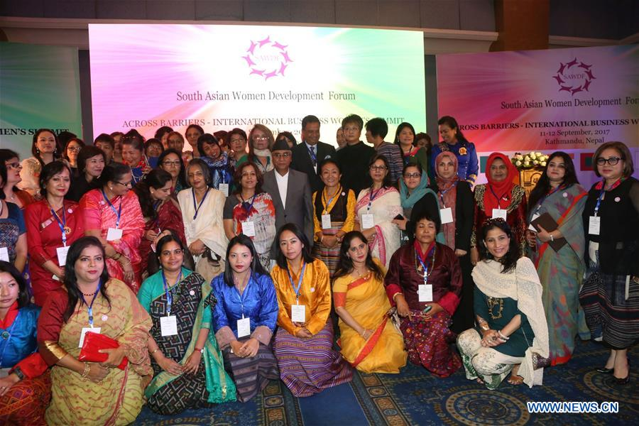 Women entrepreneurs gather in Nepal to promote business opportunities