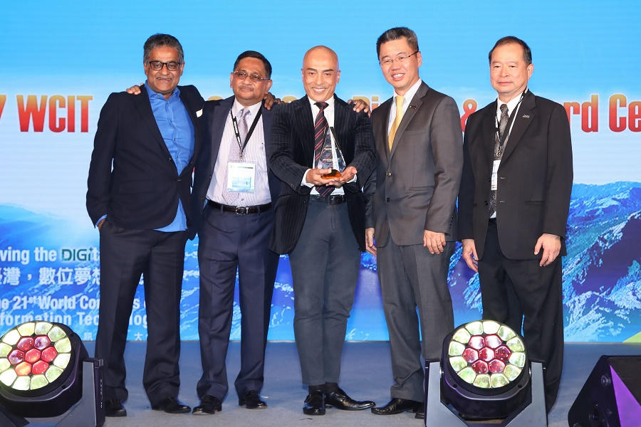 Malaysian companies do nation proud at World Congress on IT