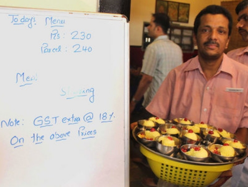 Cut GST for restaurants, small businesses: Panel