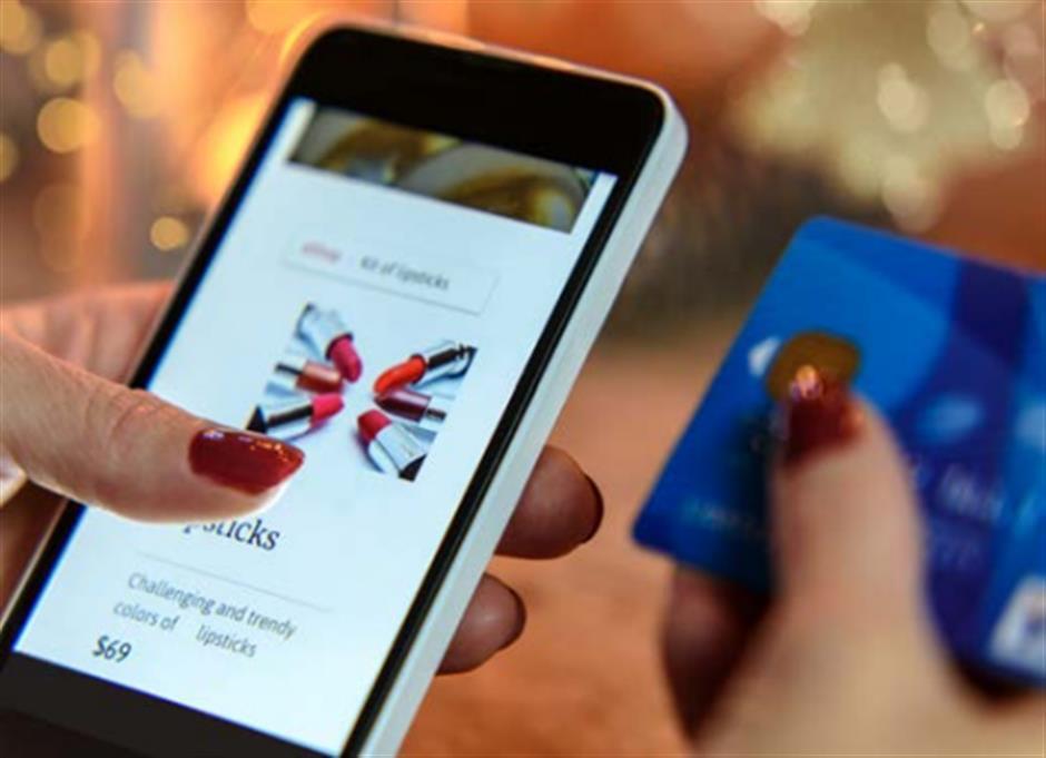 Groceries fuel global online sales surge