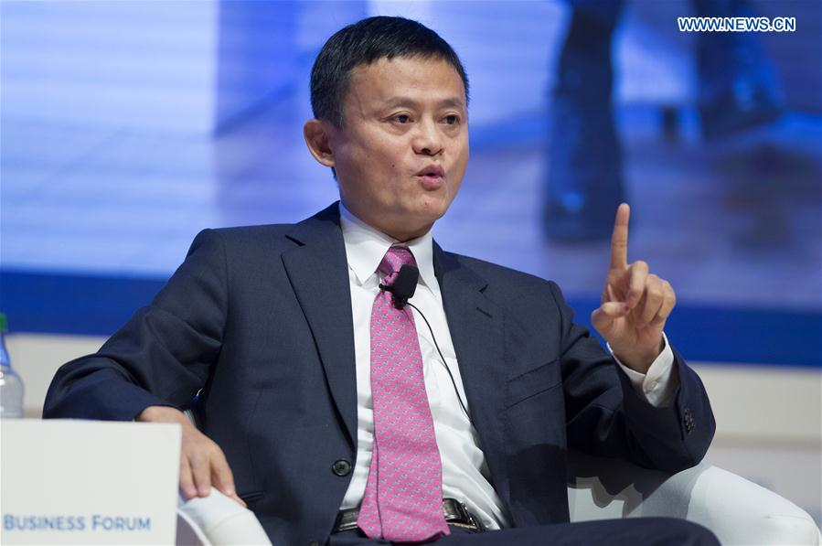 Jack Ma hopes Alibaba will make Olympics different