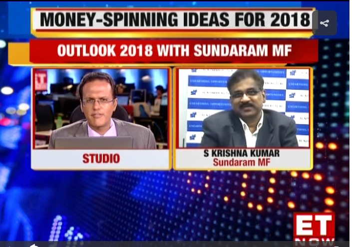 Where to invest in 2018: Here are Sundaram Mutual Fund's top bets