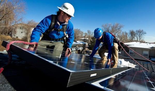 Will Trump agree to import tariffs on solar panels?