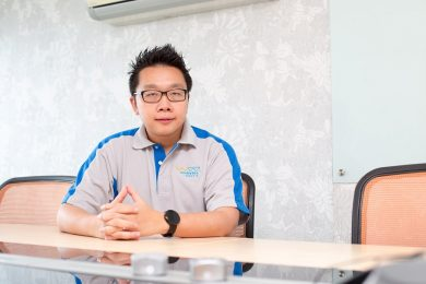 Chan Kee Siak, Founder and CEO of Exabytes