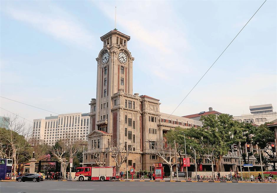 A panorama of Shanghai history unfolds for public viewing