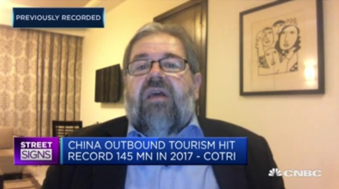 The changing dynamics of Chinese outbound tourism
