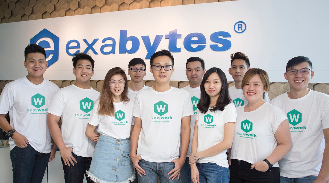 'EasyWork Mobile' Launched!