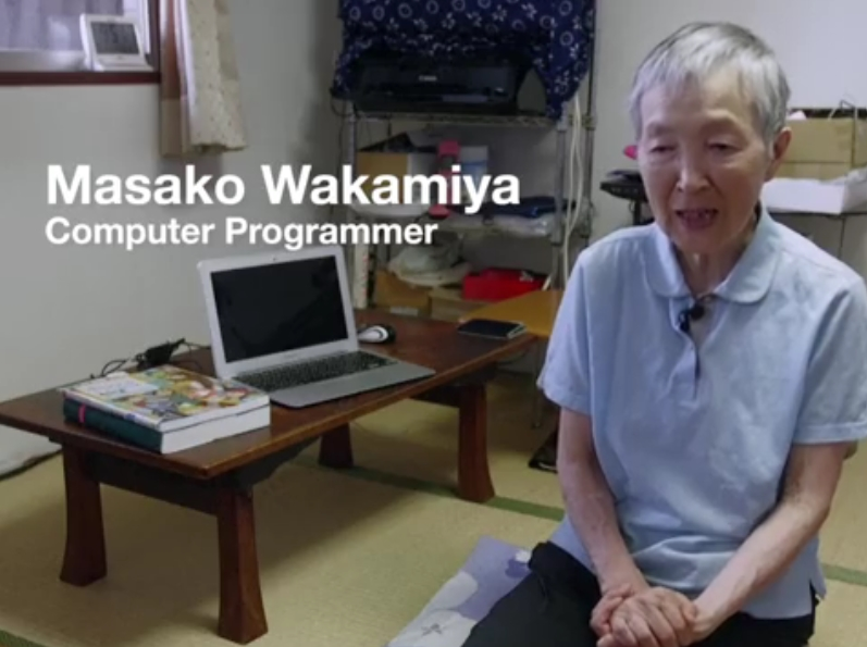 You are never too old to code