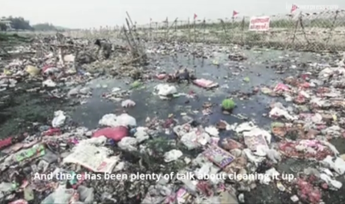 How has India looked at its plastics problem in recent years?