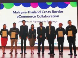 Malaysia-Thailand Cross-Border eCommerce Collaboration