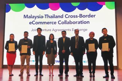 Malaysia-Thailand Cross-Border eCommerce Collaboration