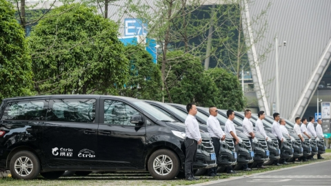 New players driving into China's ride-hailing market