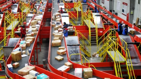 Industrial profit growth accelerates