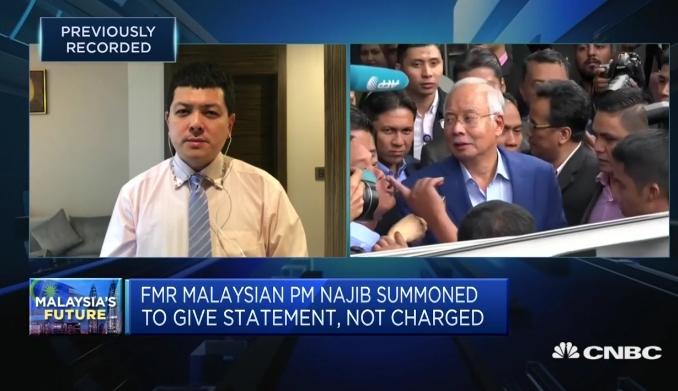 The world is watching Malaysia's handling of the 1MDB probe: Expert