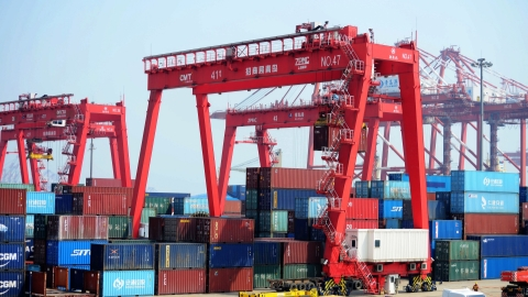 Asian territories retain unassailable lead in container shipping connectivity
