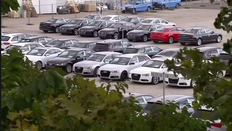 VW names interim Audi boss after CEO arrest