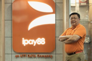 Executive Director of iPay88, Chan Kok Long