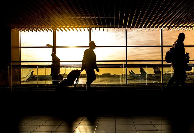 Service standards of big airports on radar