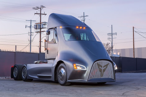 Thor aims to beat Tesla to market with its electric trucks