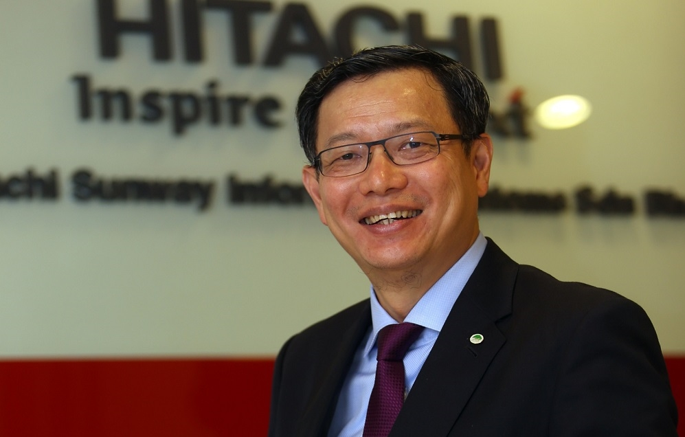 Hitachi Sunways business to align with IoT trend