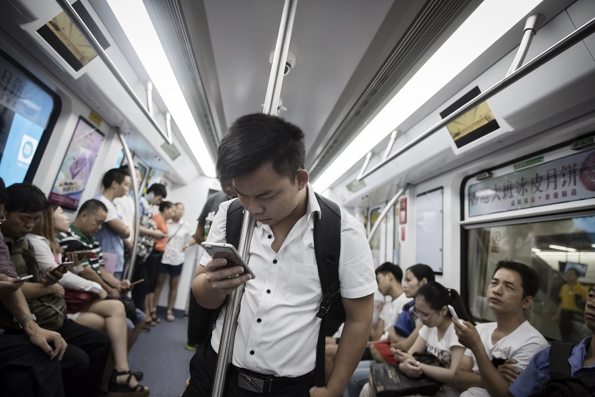 Mobile internet penetration brings about 'awakening' in China, investor says
