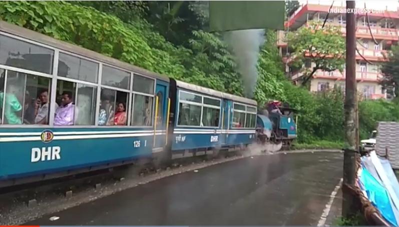 What it takes to keep the Darjeeling Himalayan Railway running