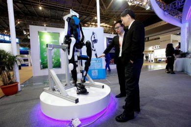 robots in