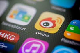 Weibo net revenue grew 68 percent in the last year