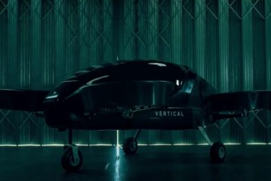 vertical air taxi
