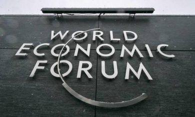 world economic forum sign